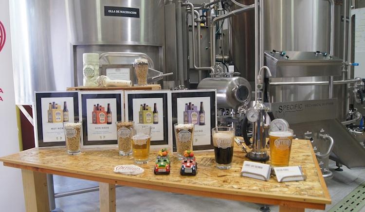 antigua cerveza 2 - Antigua Cerveza es la nueva bebida artesanal