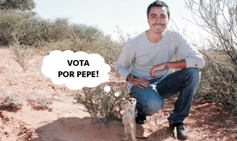 Apoya a un Ambientalista Chapín con tu Voto