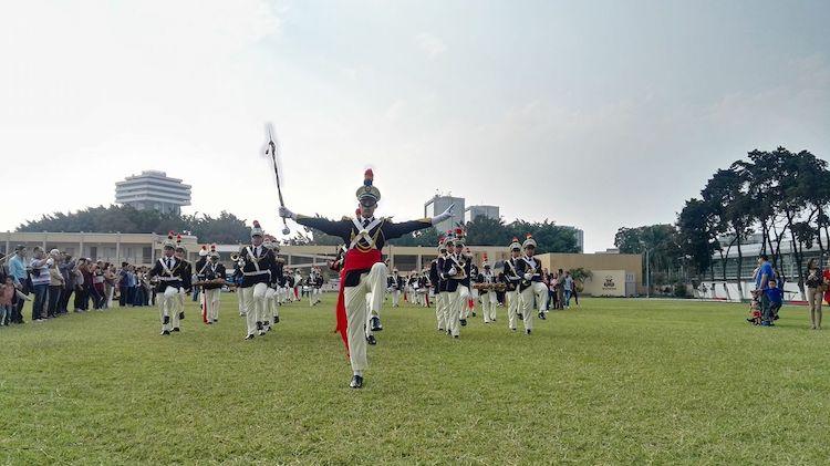 banda escolar del liceo guatemala foto por banda liceo guatemala - Un recorrido por la historia de la congregación Marista en Guatemala