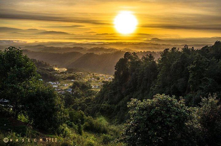 amanecer en huehuetenango foto por waseem syed fine art photography - 7 Tipos de Bosques de Guatemala