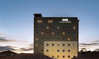 Primer hotel 5 estrellas en Quetzaltenango, Latam Hotel Plaza