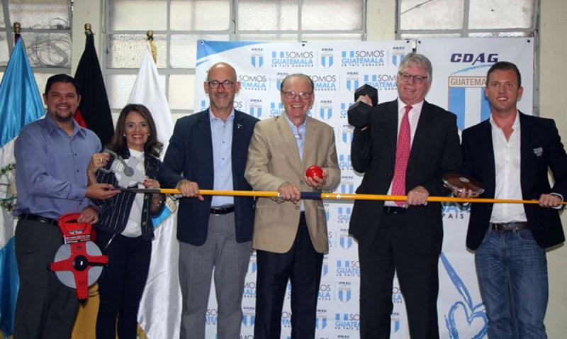 dosb continua apoyando al atletismo guatemalteco mundochapin - Guatemaltecos en el circuito mundial de tenis de mesa