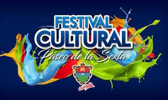 Festival Cultural Paseo de la Sexta 2017