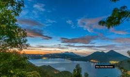 Los 5 lagos en Guatemala