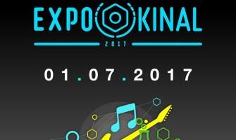 Música, exposiciones, talleres y mucho más en Expo Kinal 2017