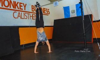 Gabriel Ortiz se prepara para el Mundial de Poder y Fuerza