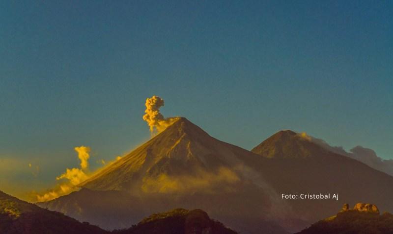 Los 5 volcanes más altos en Guatemala