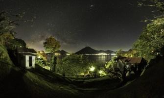Sergio Montúfar el astrofotógrafo de Guatemala