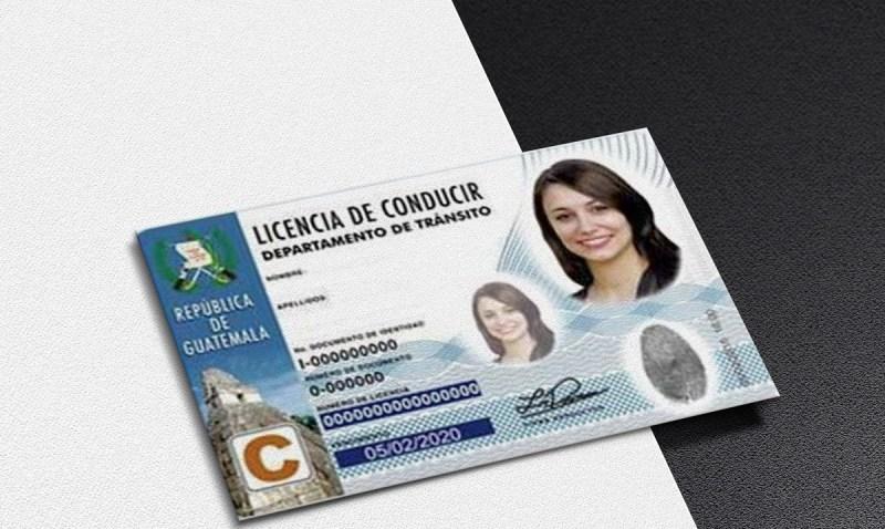Tipos de Licencias de Conducir en Guatemala
