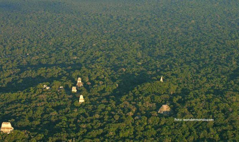 Los 12 datos de la Megalópolis Maya en Guatemala que debes saber