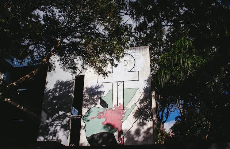 6 guatemala ensangrentada - Murales que cuentan la historia del país