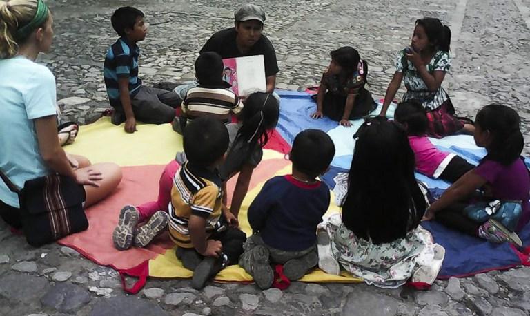 educarte guatemala mundochapin 768x459 - La educación y el arte se unen para beneficiar a niños