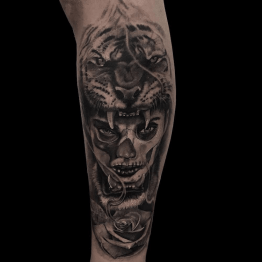 img 1408 - Iván Goñas, talentoso tatuador guatemalteco