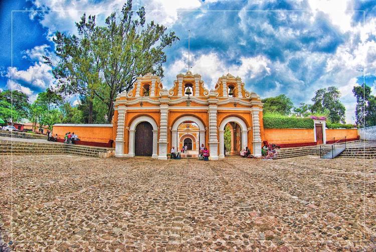 la ermita del santo calvario en antigua guatemala 2 foto por marvin cosillo - Conoce la ley protectora de La Antigua Guatemala