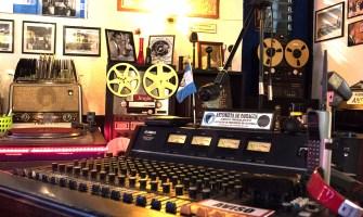 Uno de los cinco museos de la radio de América Latina está en Guatemala