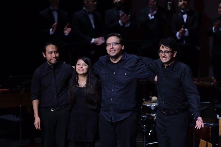 credito danilo rodriguez 2 - Guatemaltecos fusionan marimba y rock con temas famosos