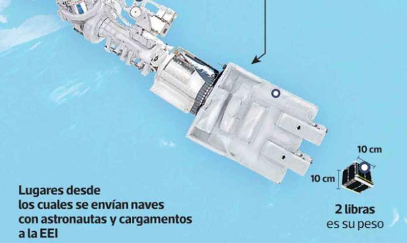 Primer satélite guatemalteco será lanzado al espacio en 2019