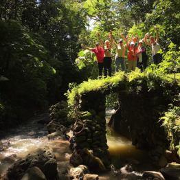 jungla urbana creditos - Conoce el parque ecológico de Guatemala reconocido en Italia