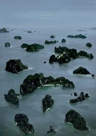 Andreas Gursky's James Bond Island II (2007)