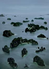Andreas Gursky's James Bond Island II (2007)
