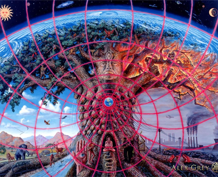 Gaia – Alex Grey