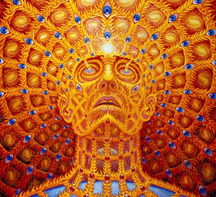 Oversoul – Alex Grey