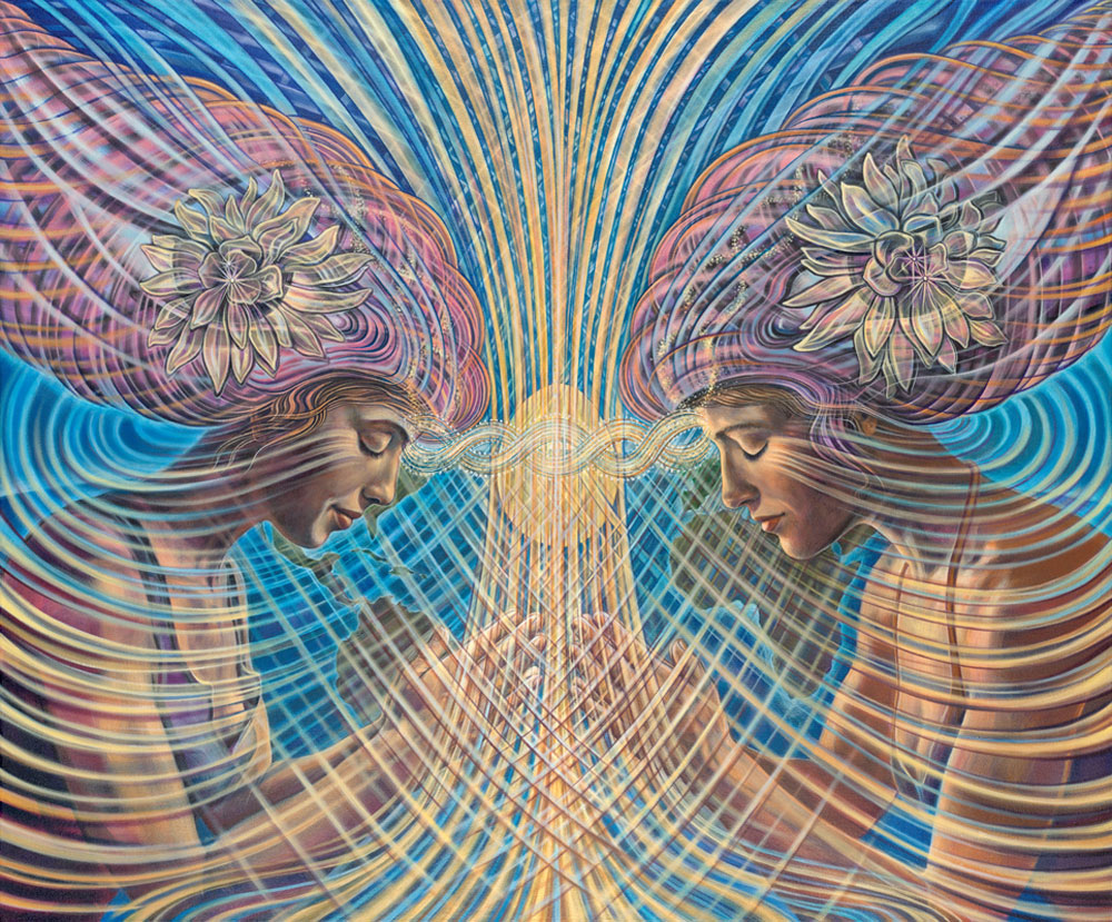 Limbic Resonance por Amanda Sage