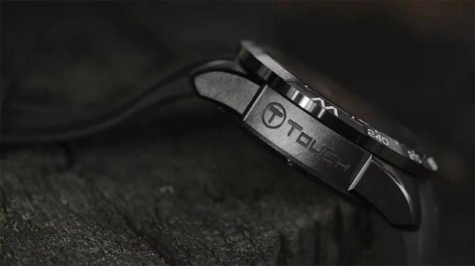 Tissot T-Touch Connect Solar é um novo smartwatch com bateria de carregamento híbrido