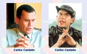 Carlos CASTAÑO. AutoDefensas Unidad de Colombia