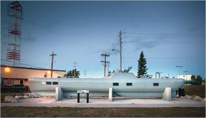 narco submarino Bigfoot 2