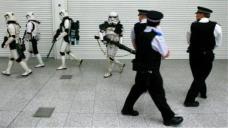 star wars vs police