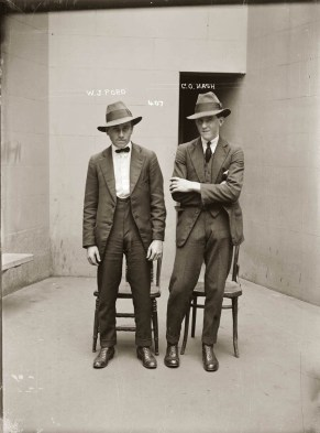 Australia John Walter Ford and Oswald Clive Nash