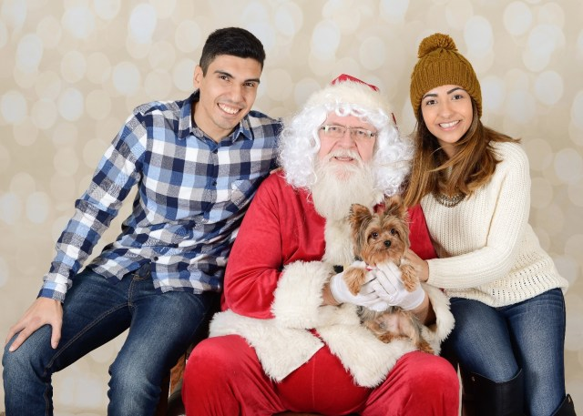 Papai Noel no Paws Way