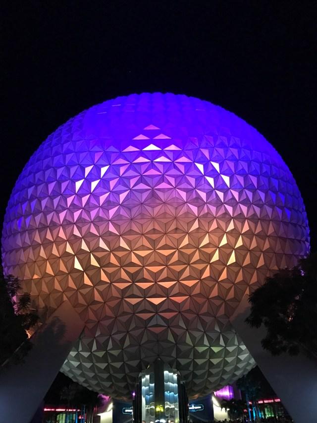 Epcot Disney Roteiro