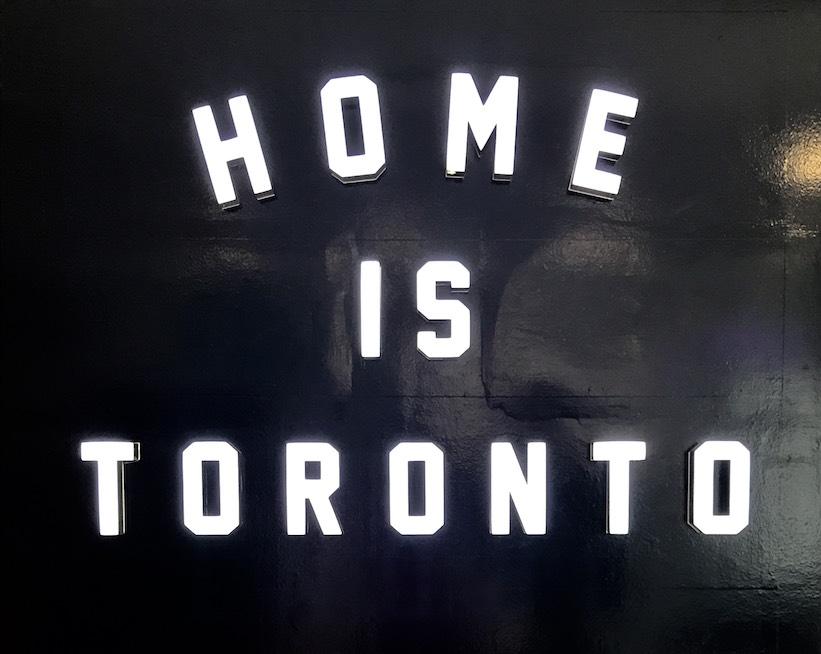 Como Toronto surgiu nas nossas vidas