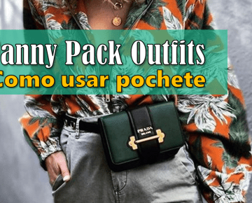 how to wear fanny pack