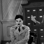El Gran Dictador, de Charles Chaplin.
