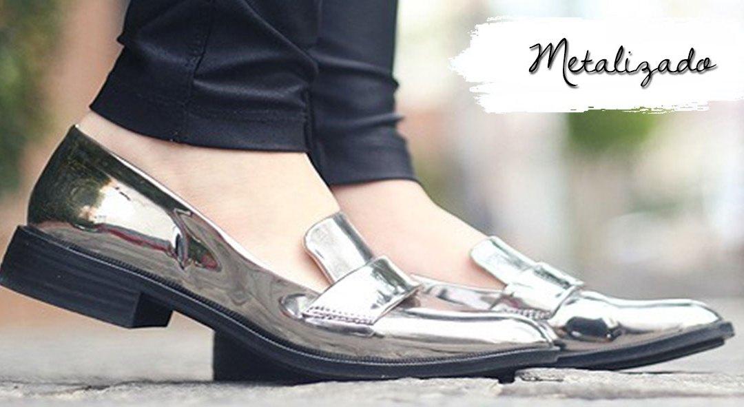 Como Usar e Onde Comprar Sapato Metalizado