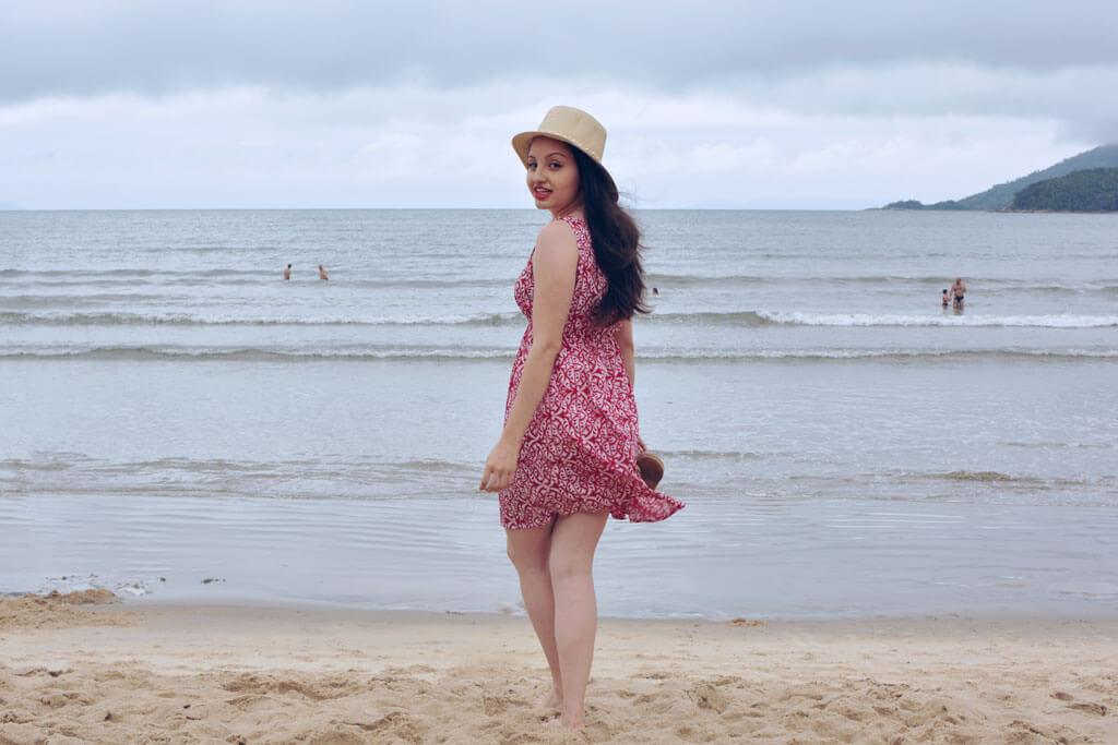 Look Praia Verão