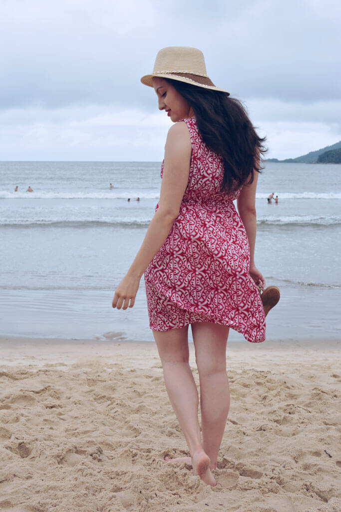 Look Viagem Praia