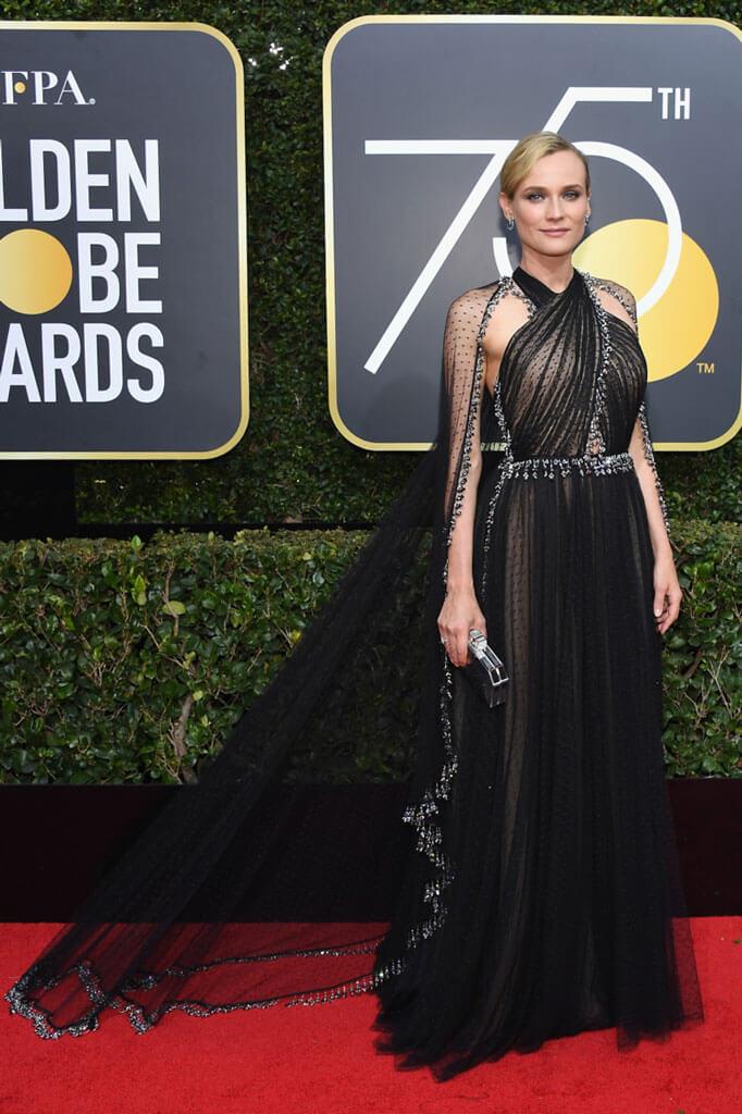 Diane Kruger Globo de Ouro