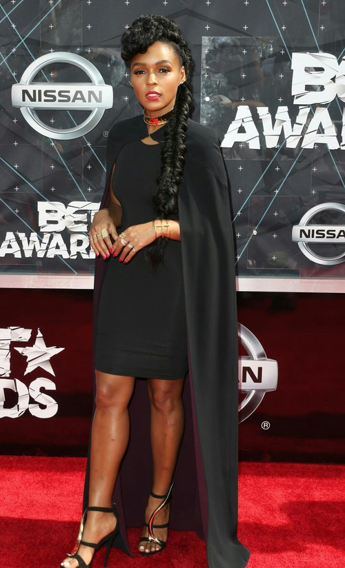 Bet Awards 2015 Janelle Monae