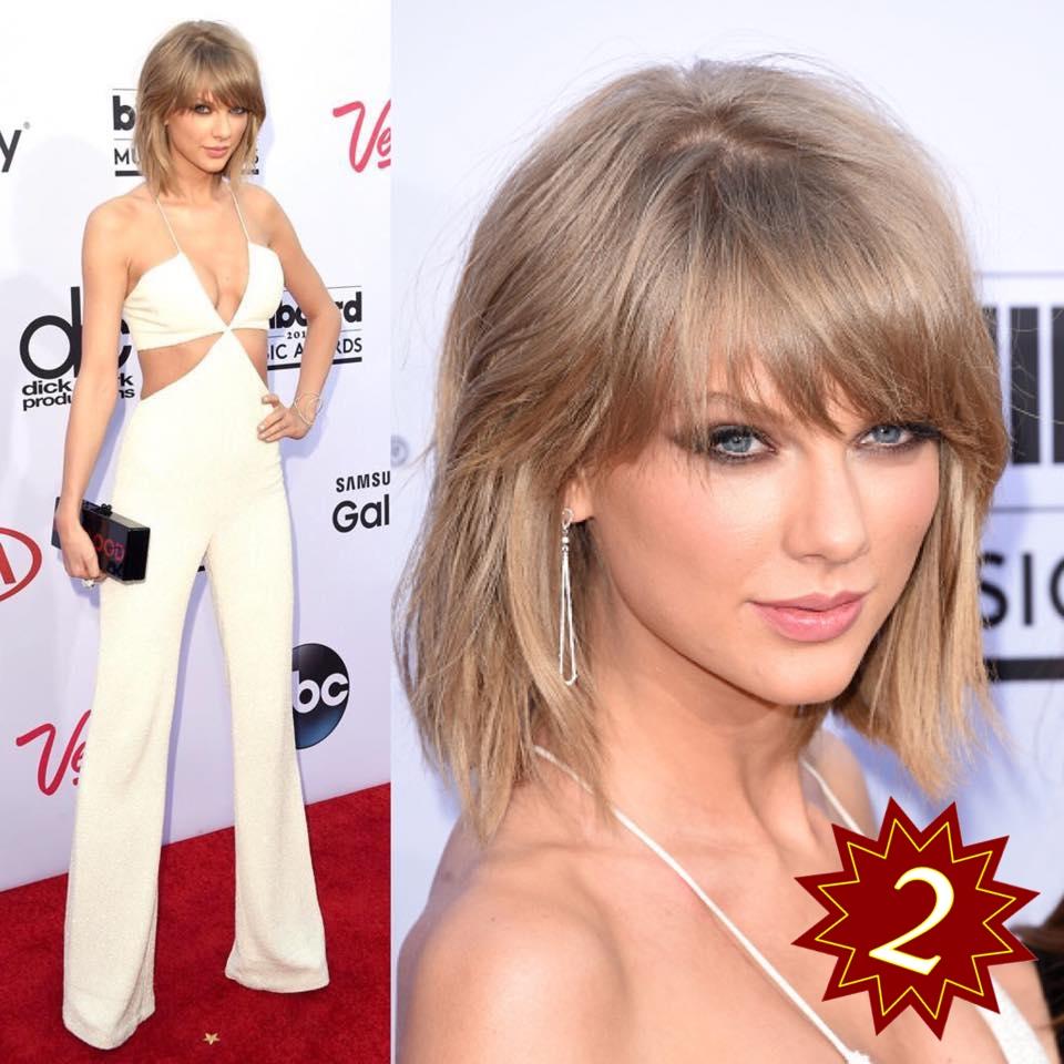 BMA Melhores Looks Taylor