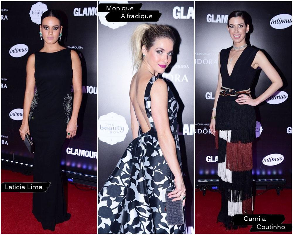 Glamour Leticia Monique Camila
