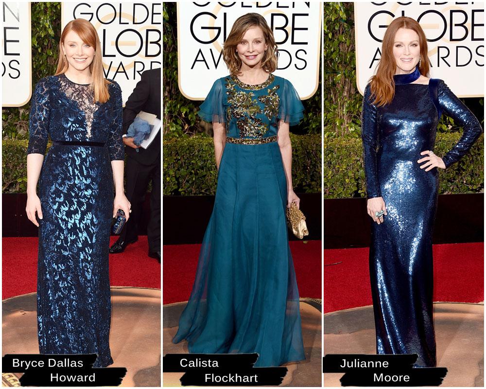 Golden Globe Azul
