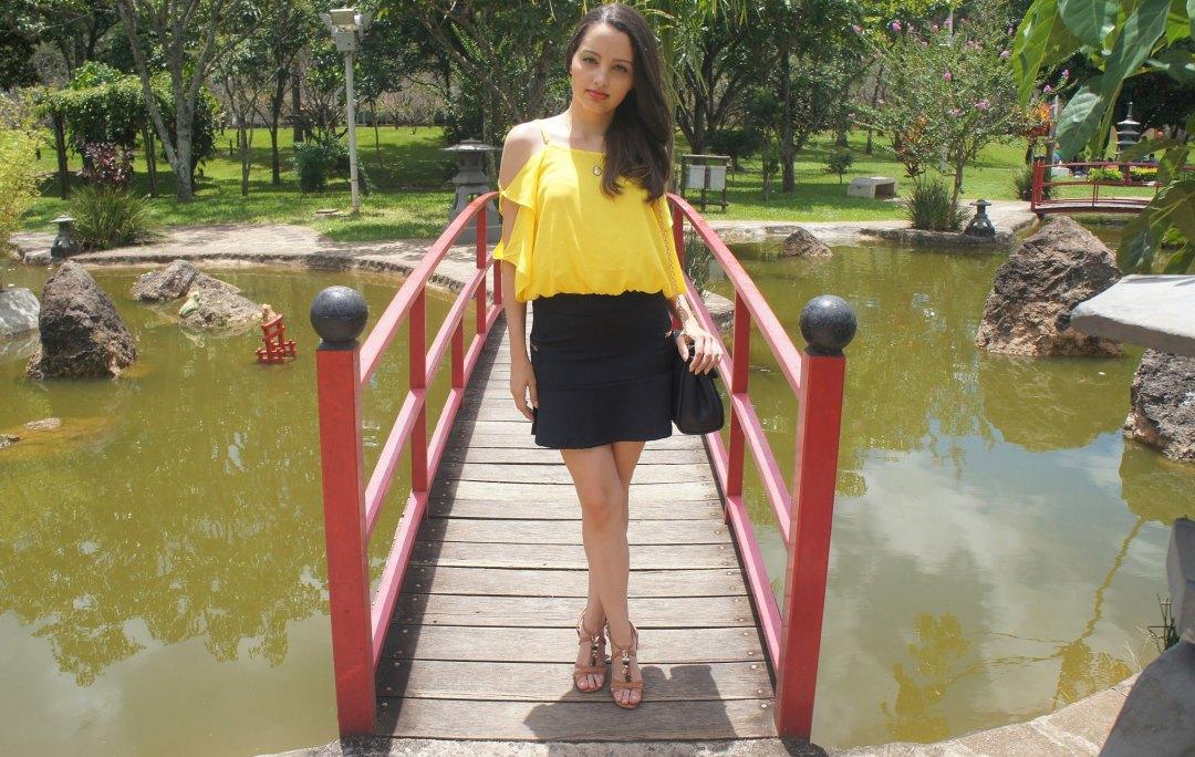 Look do Dia Amarelo