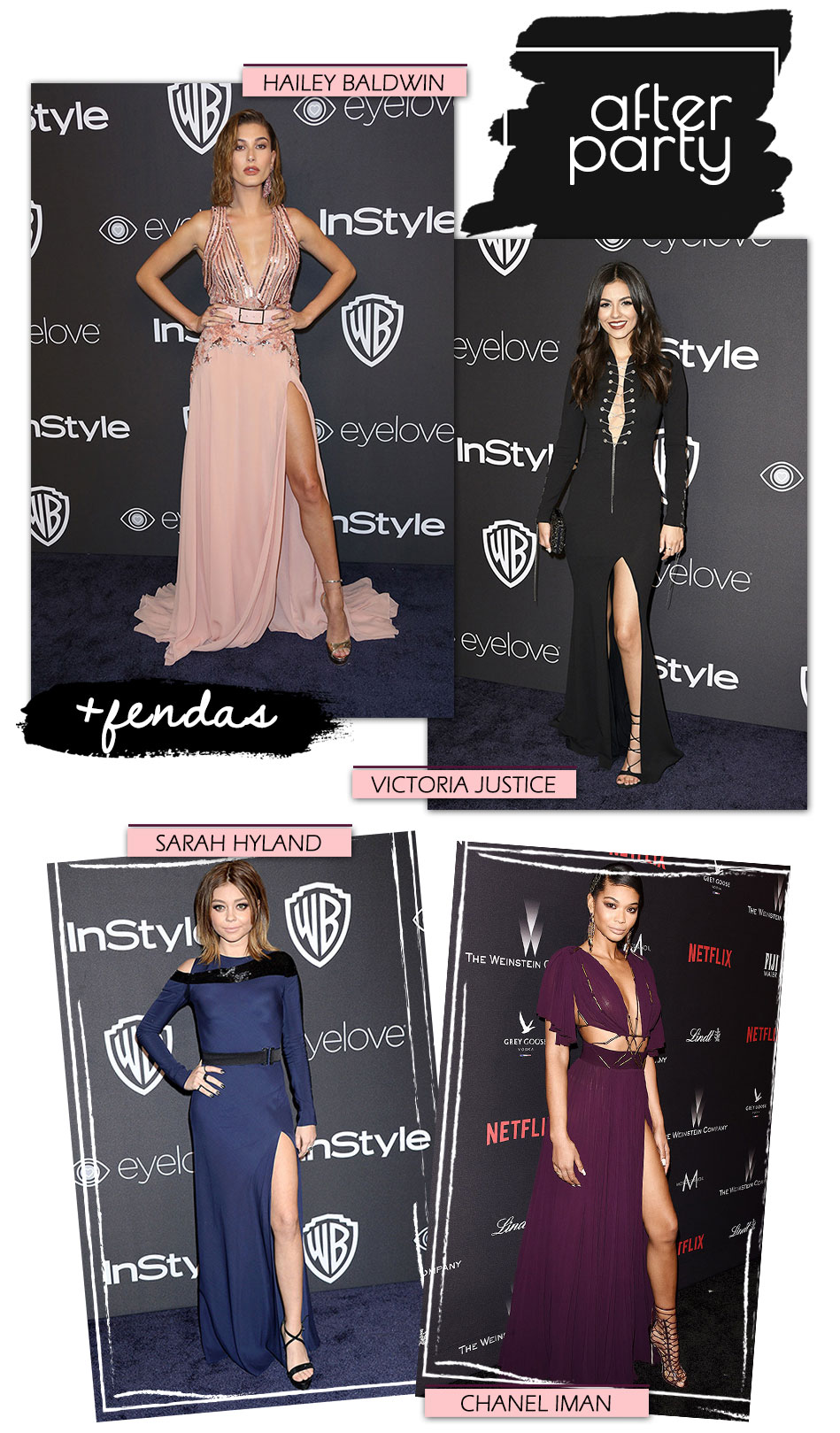 Golden Globe Awards 2016 After Party