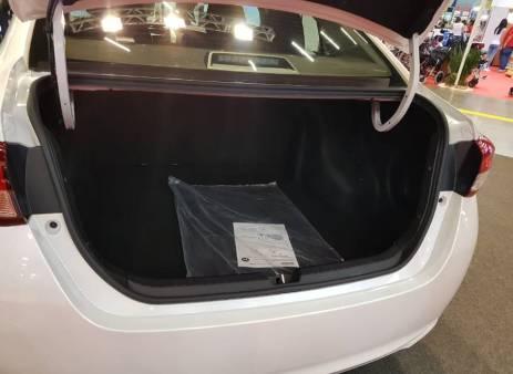 Yaris sedan XL 1.5 CVT