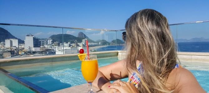 Ritz Copacabana – Belo e Moderno Hotel Boutique