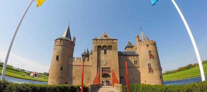 MUIDERSLOT – O Castelo Medieval na Holanda